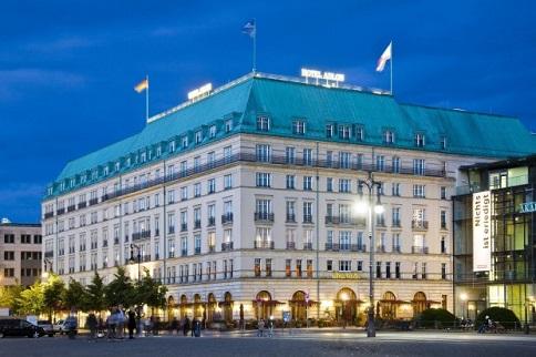 rothfabrik Gremiensitzungen / Parlamentarischer Abend im Hotel Adlon in Berlin