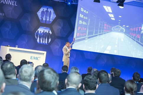 rothfabrik EMC Channel Conference