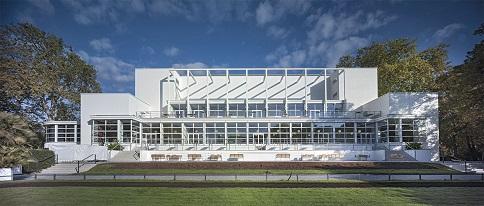 rothfabrik Mitgliederversammlung im Gesellschaftshaus Palmengarten in Frankfurt