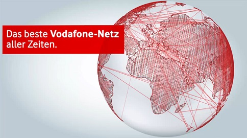 rothfabrik Wir animieren – Always Connect & Vodafone Net Service – CeBit 2015
